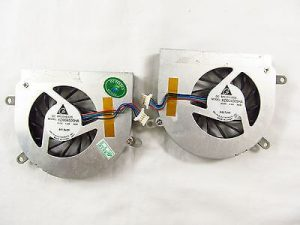 A1261 CPU Fan for Apple MacBook Pro 17 inch A1261 (Early/ later 2008)