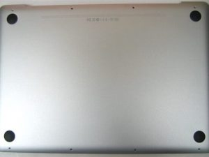 A1278 Bottom Case for Apple MacBook Pro 13 inch A1278 (Mid 2009 - Mid 2012)