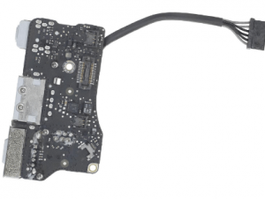 I/O Board (MagSafe 2, USB, Audio) for Apple MacBook Air 13 inch A1466 Mid 2013 to A1466 Mid 2017