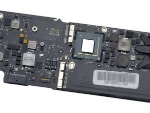 Logic Board for Apple MacBook Air 13 inch A1466 Mid 2012