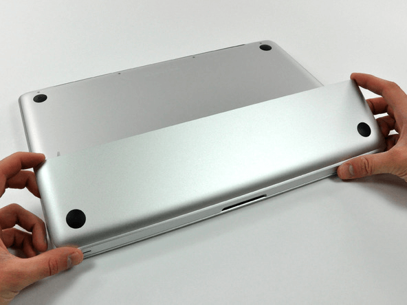 Apple Aluminum bottom case for Apple MacBook 13 inch A1278 Late 2008
