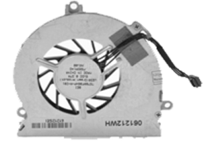 A1181 Apple CPU Fan for Apple MacBook 13 inch A1181- Late 2007, Early 2008, Early 2009, Mid 2009