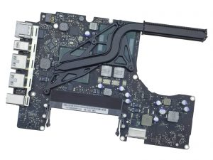 A1342 Apple Logic board with heatsink for Apple MacBook 13 inch A1342 (2009 - 2010)