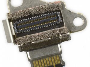 Apple I/O USB-C Connector Board for Apple MacBook 12 inch A1534 Early 2015