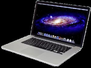 MacBook Pro Retina (from Late 2012 Plus)