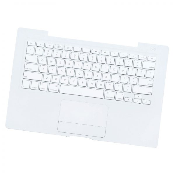 08 early 09  A1181 Brand New Apple Top Case Keyboard White MacBook Late 07
