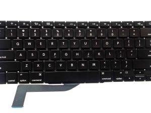 Apple Keyboard (US Layout) for Apple MacBook Pro Retina 15 inch A1398 Mid 2012 early 2013, late 2013, Mid 2014,Mid 2015
