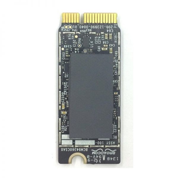 A1425 A1398 Bluetooth AirPort Wireless Network Card for Apple MacBook Pro Retina 13 inch A1425, MacBook Pro retina 15 inch A1398 ( Late 2012 - Early 2013)