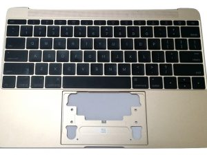 A1534 Apple Top Case for Apple MacBook 12 inch A1534 Early 2015 - Gold