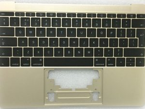 Apple Top Case Gold for Apple MacBook 12 inch A1534 Early 2016 - Gold