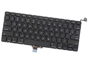 Apple Keyboard for Apple MacBook unibody 13 inch A1278 Late 2008