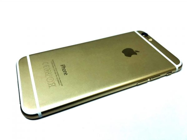 iPhone 6s back cover Gold sales in Cape Town South Africa