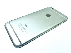 iPhone 6 back cover silver  sales in Cape Town South Africa