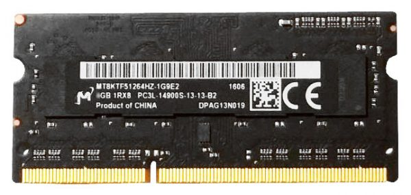 8GB RAM - Memory RAM DDR3L 1866MHz / PC3L-14900 for Apple iMac Retina 27-inch A1419 (Late 2015)