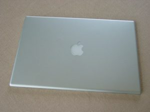 LCD Case Lid for Apple MacBook Pro 17 inch Mid 2006 to Late 2008