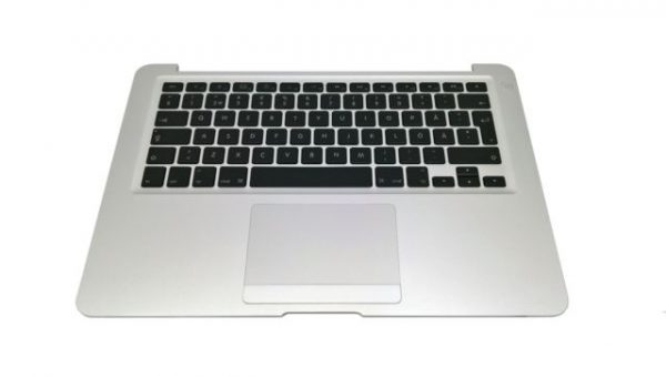 A1237 A1304 TopCase with Keyboard and Trackpad for Apple MacBook Air 13 inch A1237 Early 2008 (Original),A1304 Late 2008, A1304 Mid 2009