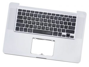 Top Case + Keyboard for Apple MacBook Pro 15 inch A1286 Mid 2010 to Mid 2012