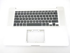 Top Case + Keyboard for Apple MacBook Pro 15 inch A1286 Late 2008,A1286 Early 2009