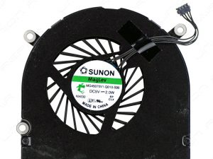A1297 CPU Fan, Right for Apple MacBook Pro 17 inch A1297 (Early 2009 - Late 2011)