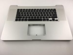 Top Case plus Keyboard for Apple MacBook Pro 17 inch A1297 Early 2009, A1297 Mid 2009