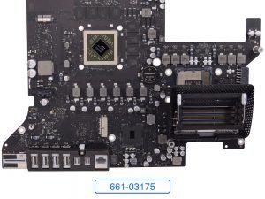 Logic Board for Apple iMac Retina 27 inch A1419 Late 2015