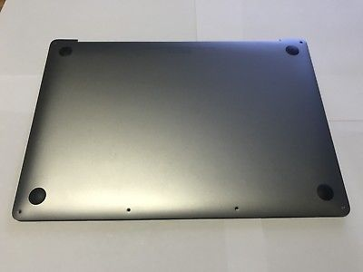 release date: b713f 2bb2a Bottom case ( Space Grey) for Apple MacBook Pro 13 inch retina A1708 Late  2016, A1708 Mid 2017