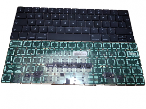 A1706 Keyboard (UK Layout) for Apple MacBook Pro Touch Bar 13-inch A1706 15-inch A1707(Late 2016-Mid 2017)