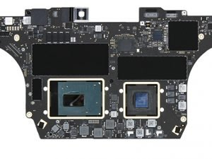 A1990 Logic Board, i7, 2.2GHz, 16GB, 2TB, Radeon Pro 555X for Apple MacBook Pro 15-inch, Retina Touch A1990 (Mid 2018)