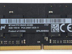A1418 Memory SDRAM 4GB DDR4-2400 for Apple iMac 21.5-inch A1418 (Retina 4K 2017) 27-inch A1419 (Retina 5K 2017)