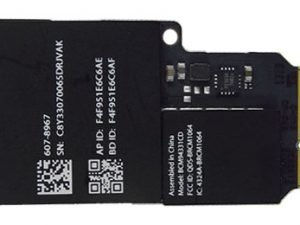 A1419 Wireless (Airport:Bluetooth) Card for iMac 27-inch A1419 Retina (Late 2012) iMac 21.5-inch A1418 Retina (Late 2012)